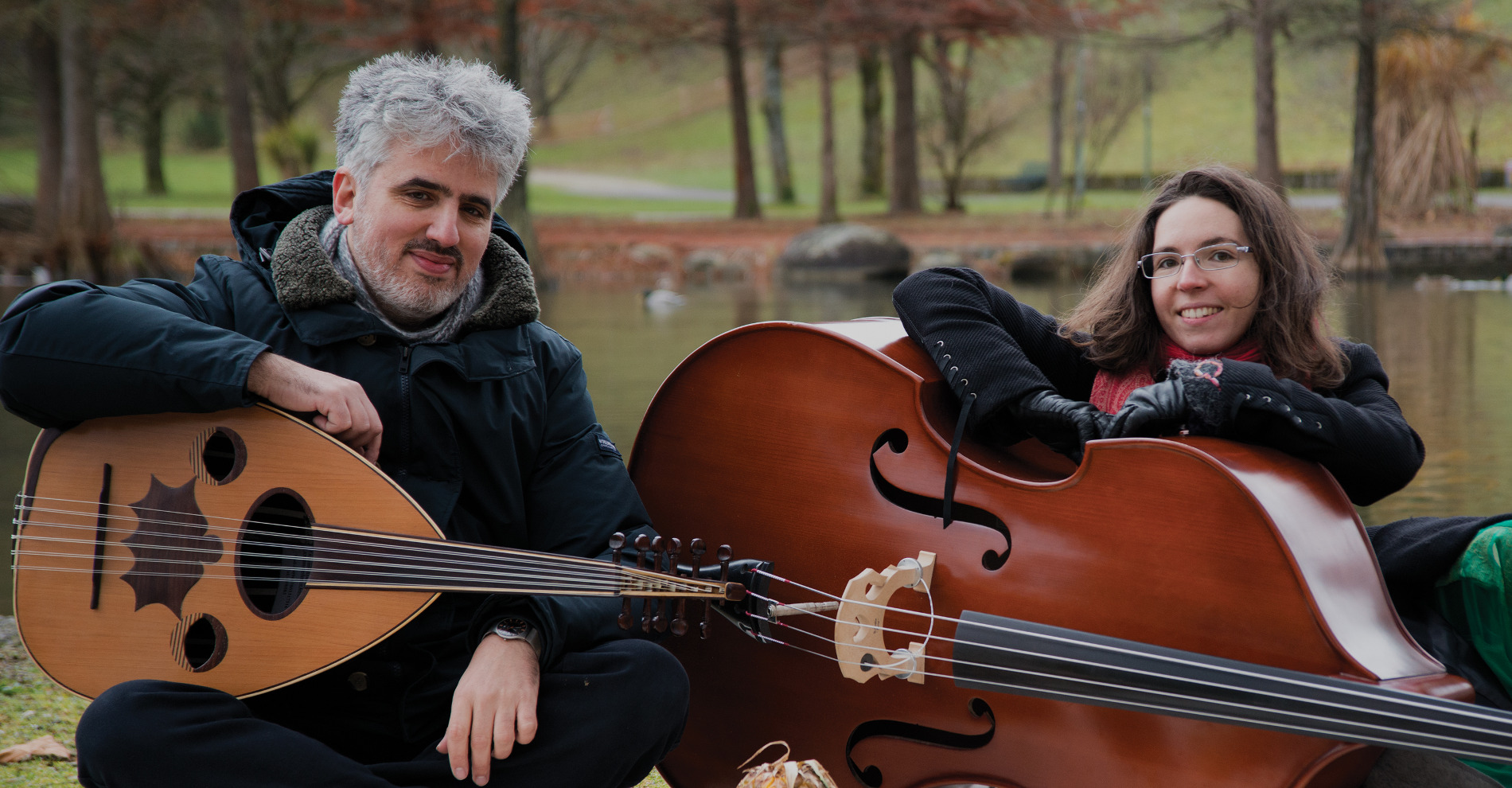 Dafarahn - Francesco Iannuzzelli and Lucile Belliveau